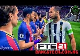 Download FIFA 21 Mod Apk of FTS Mod for Android