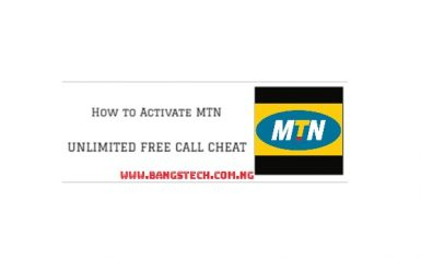 [NEW] – How To Activate MTN Free Call Cheat 2020