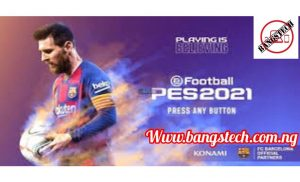 Download PES 2021 PPSSPP (PES 21 PSP ISO) With PS4 Camera