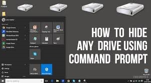 Trick To Hide Any Drive In Windows 7 Using Cmd