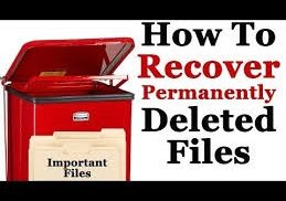 How To Recover Permanently Deleted Files In Windows Without Software