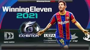 Download Winning Eleven 2021 Apk OBB (Season Update)