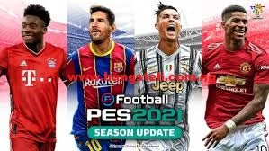 eFootball PES 2021 Apk Obb 5.0.0 Download For Android