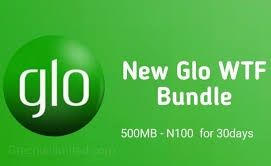 Glo Social Bundles, Get 500MB For 100 Naira