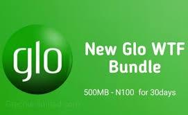 Glo Social Bundles, Get 500MB For 100 Naira