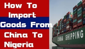How to import from China without travelling out of Nigeria